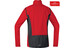 GORE BIKE WEAR Element WS AS - Chaqueta Hombre - rojo